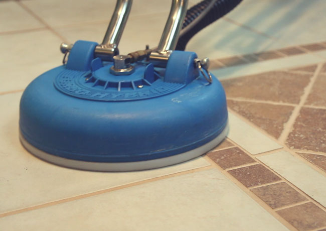 Tile Cleaning